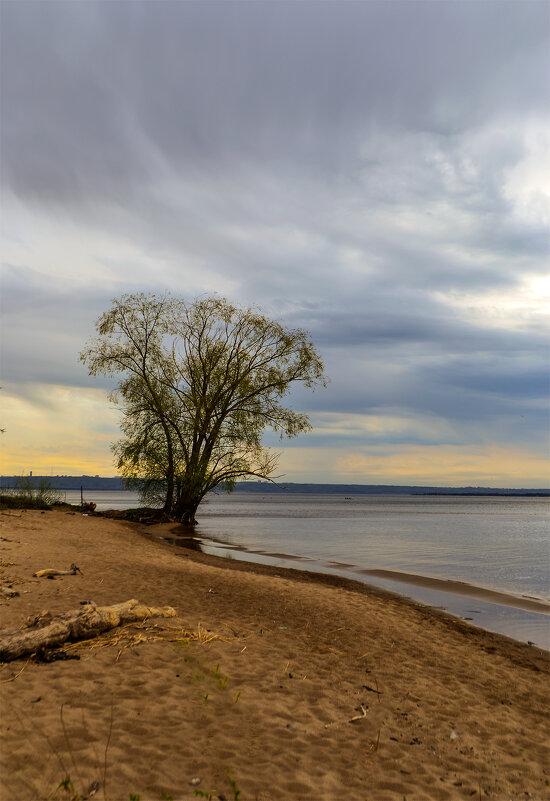 берег Волги - Гера Dolovova