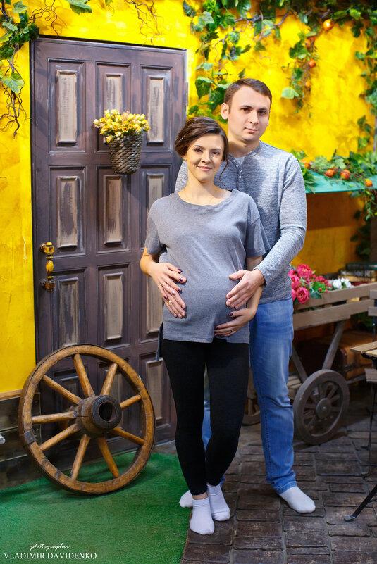 Съемка будущих мам - Владимир Давиденко