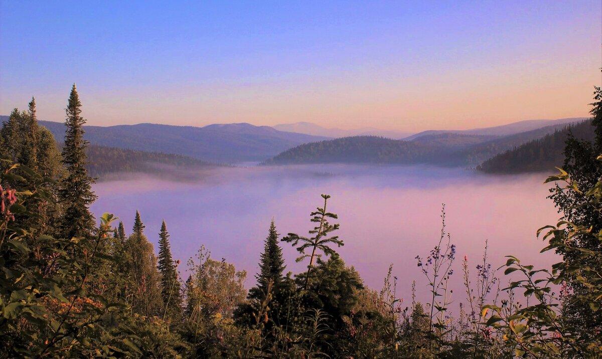 Утро над долиной - Сергей Чиняев