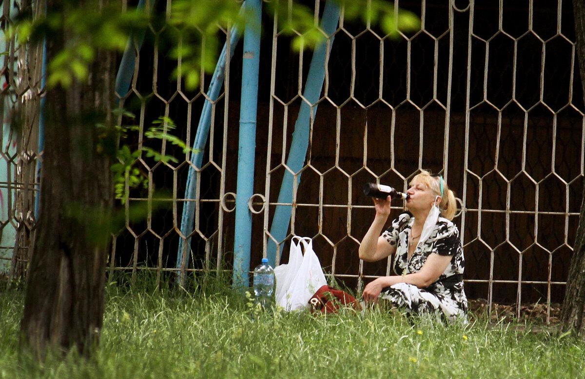 Устала от карантина..! - barsuk lesnoi