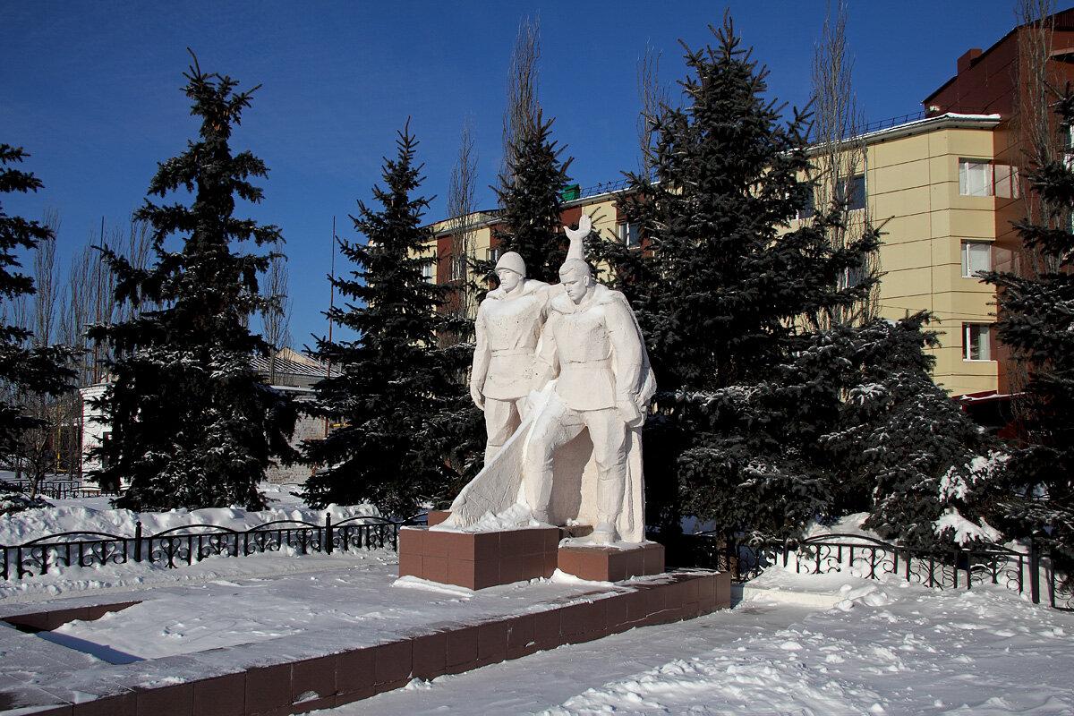 К 75-летию Великой ПОБЕДЫ ! Красный Яр. Самарская область - MILAV V