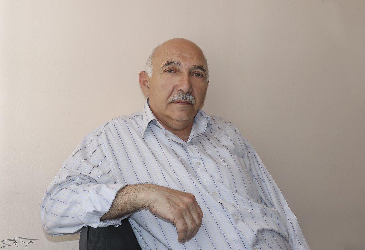Армянский писатель Рушан Пилосян - Валерий Басыров