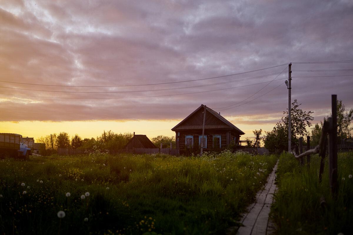 Деревня - Ирина Лежнева