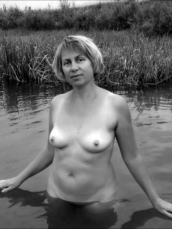 На реке - Павел Н
