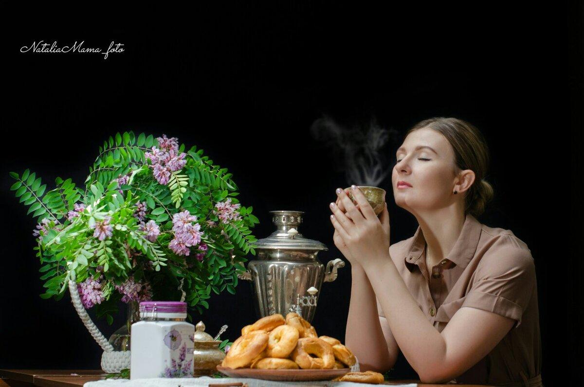 Утреннее кофе с пончиками - Наталья Татьянина