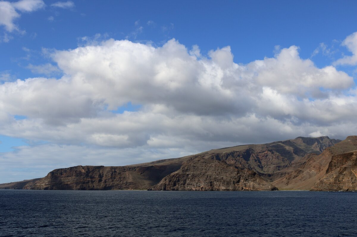 Остров Ла Гомера - Ольга