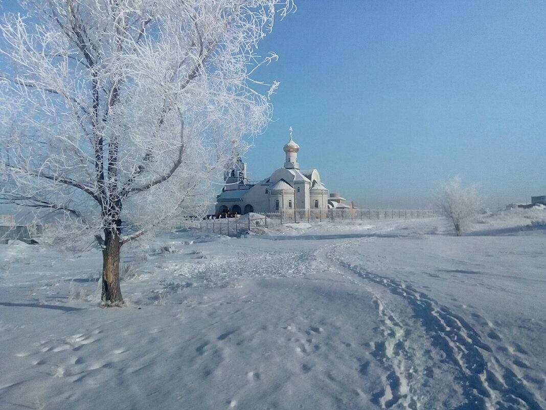 Зимний денёк... - Андрей Хлопонин