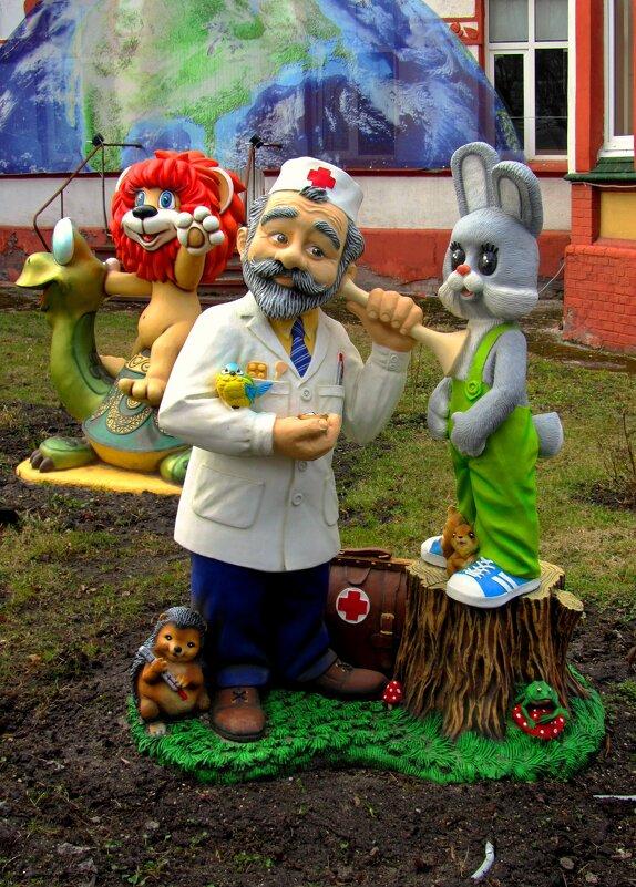 Персонажи детских сказок - Сергей Карачин