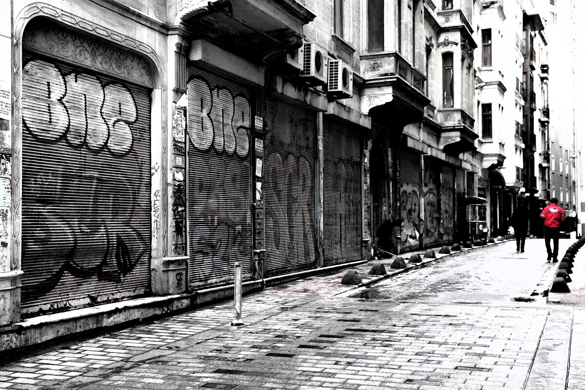 Дождливый декабрьский Стамбул - Татьяна [Sumtime]