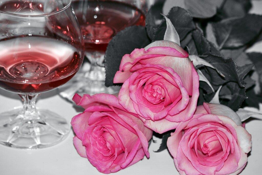 малиновое вино... - Evgen Любитель