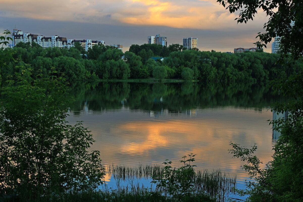 летний вечер - Евгений Тарасов