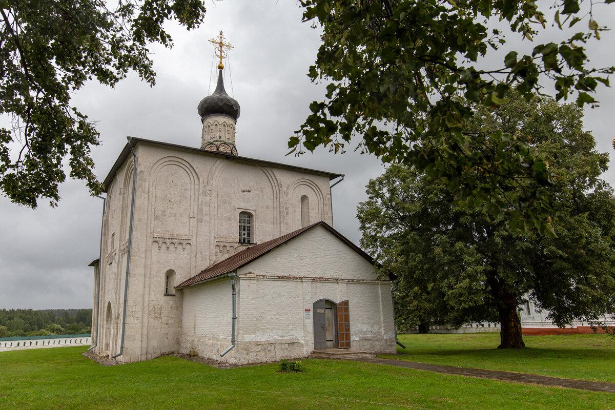 Церковь Святых князей Бориса и Глеба. - Maxim Semenov