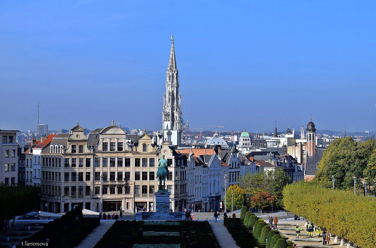 Брюссель. На горе искусств - Татьяна Ларионова