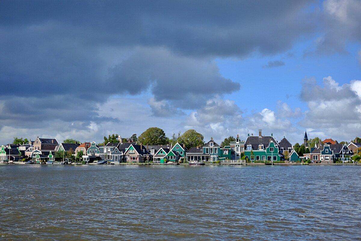 Zaanse Schans - Нидерланды - Alm Lana