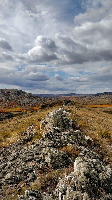 Небеса над горами Кент - Георгиевич