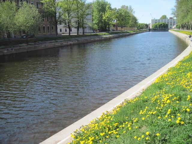 Река Пряжка - Маера Урусова