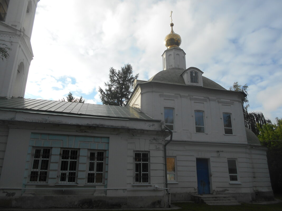 Вознесенский храм города Рязани - Tarka