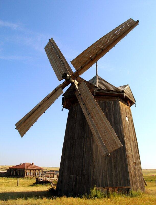 старая мельница - ольга хакимова
