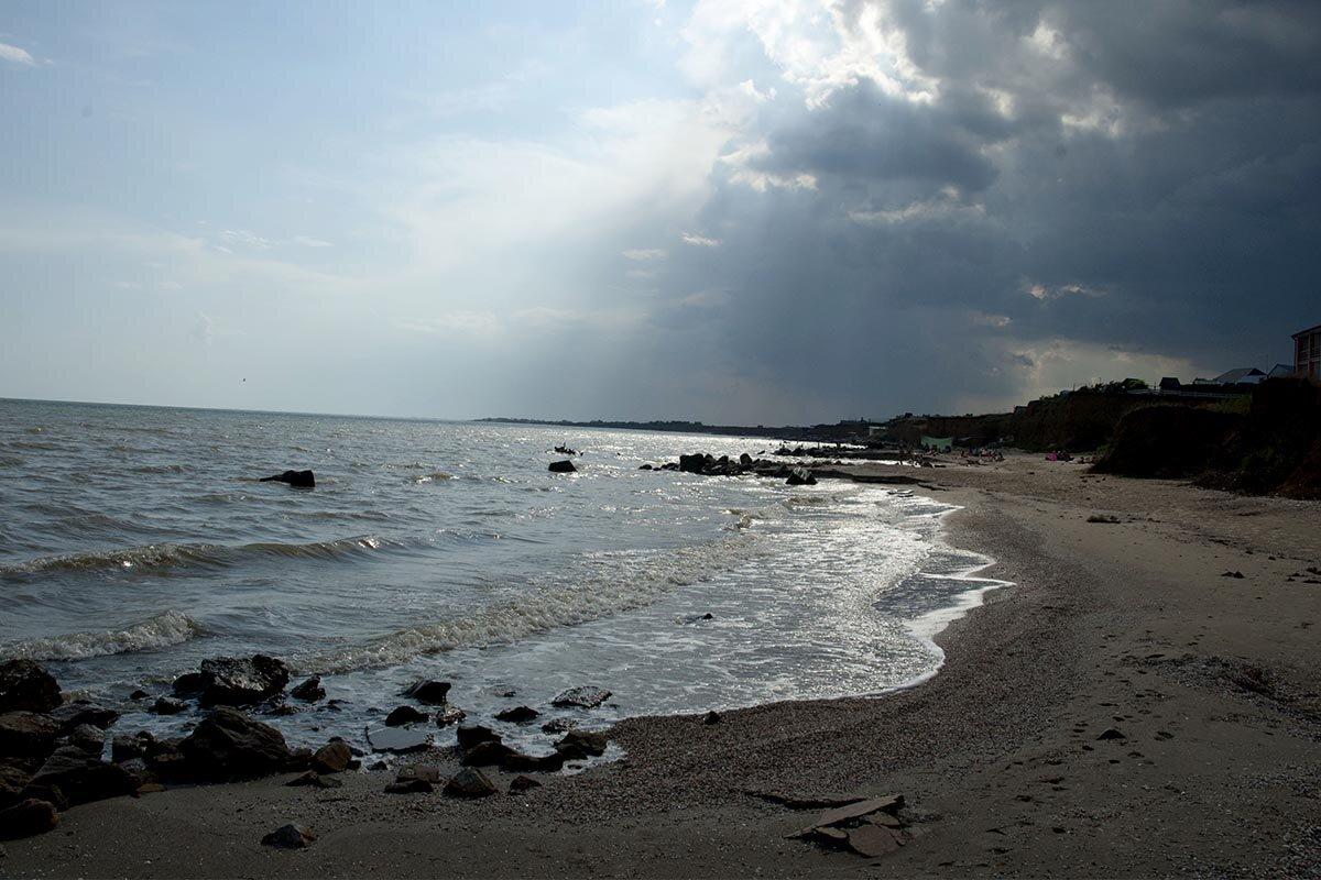Море. - Николай Сидаш