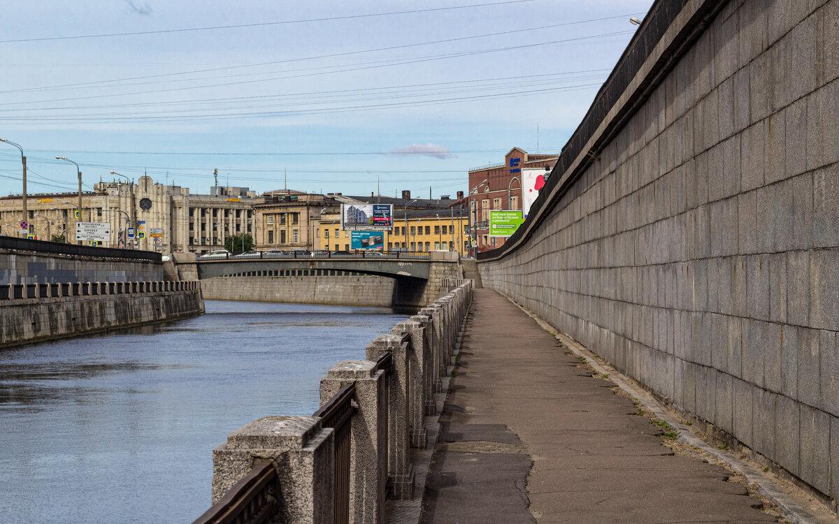 набережная Обводного канала Санкт-Петербург - Игорь Свет