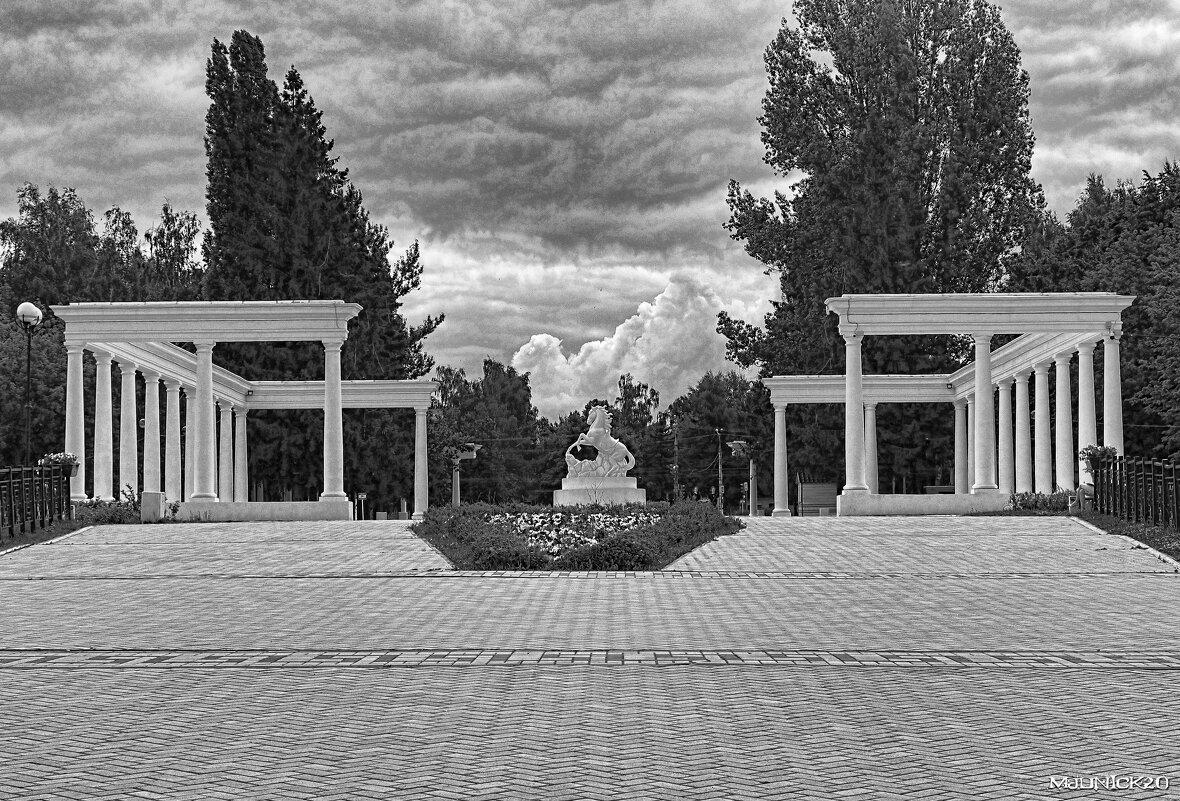 """Парк """"Амазония"""" - Михаил Николаев"""