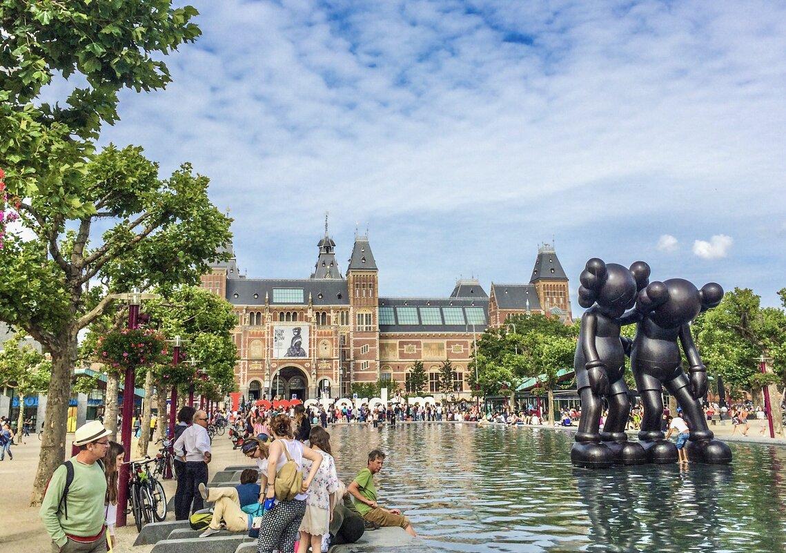 Рейксмузеум в Амстердаме - Eldar Baykiev