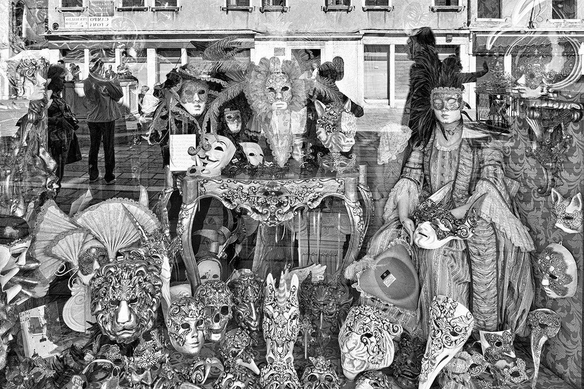 Венецианский карнавал или зазеркалье - Valeriy(Валерий) Сергиенко