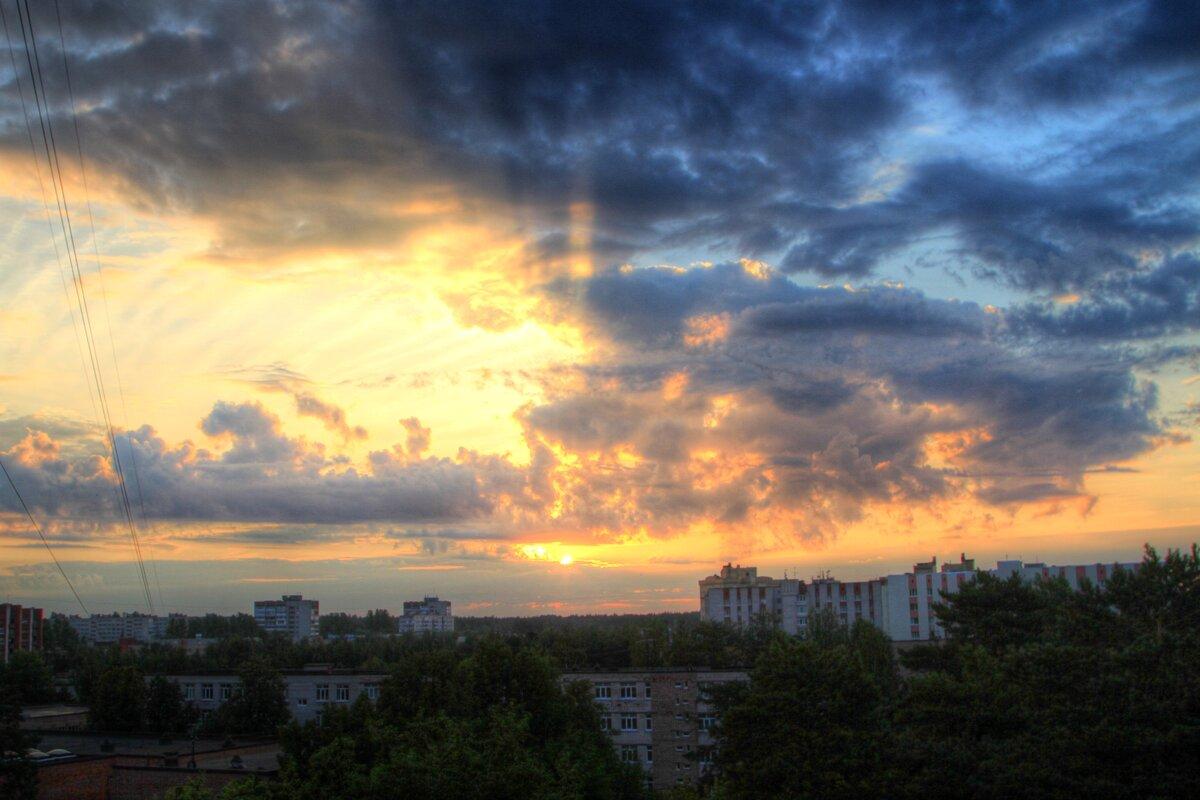 Восход 20.07.2020 - Cергей Кочнев
