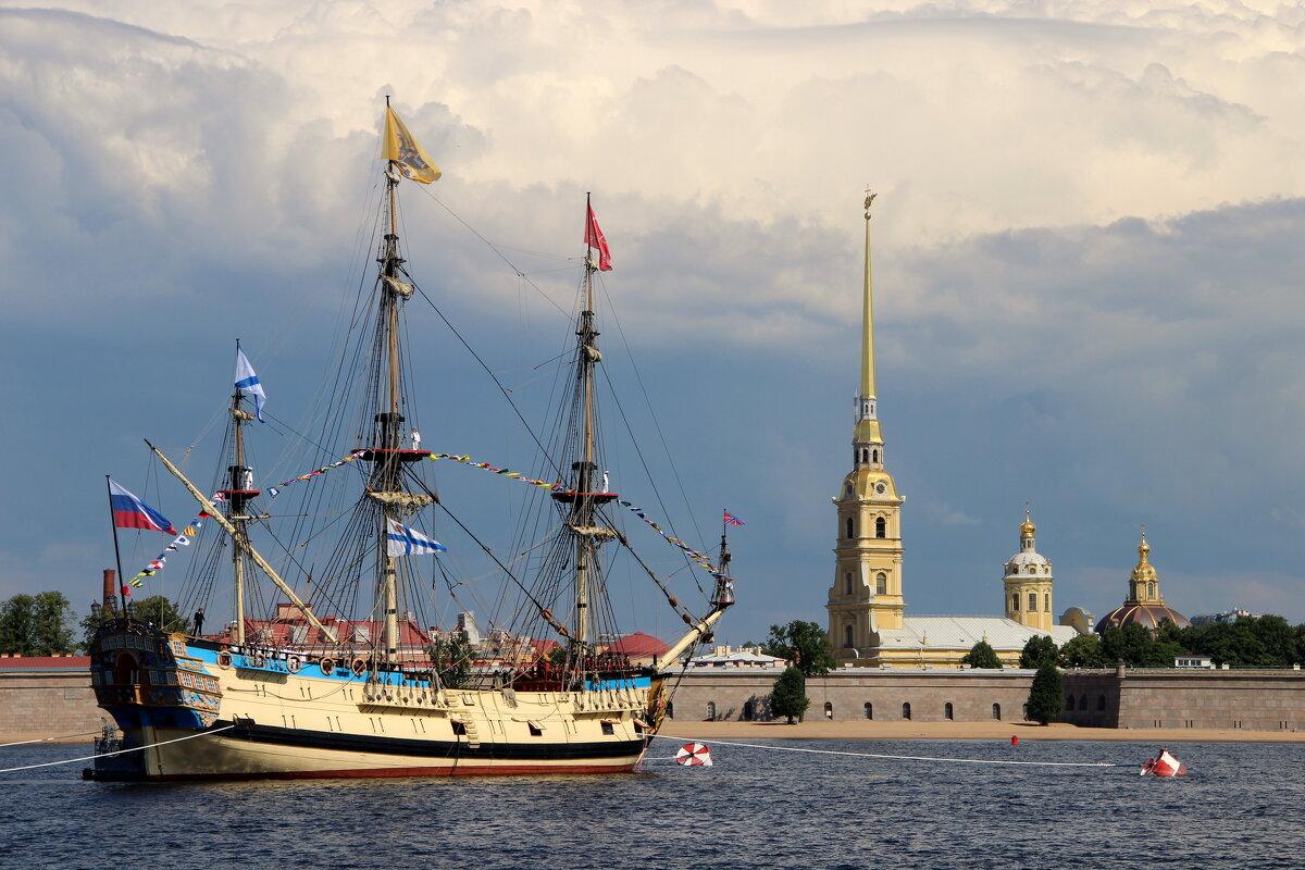 "Корабль ""Полтава"". - ast62"