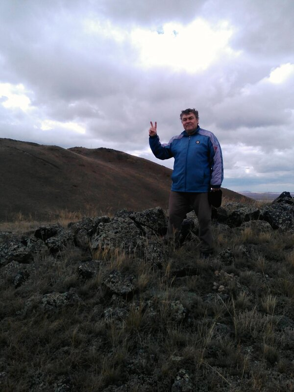 До новых восхождений, до будущей горы... - Андрей Хлопонин