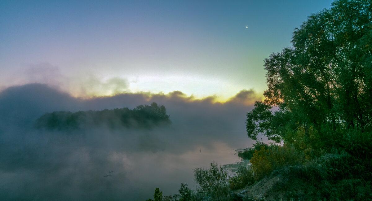 Туманное утро - Валерий Иванович