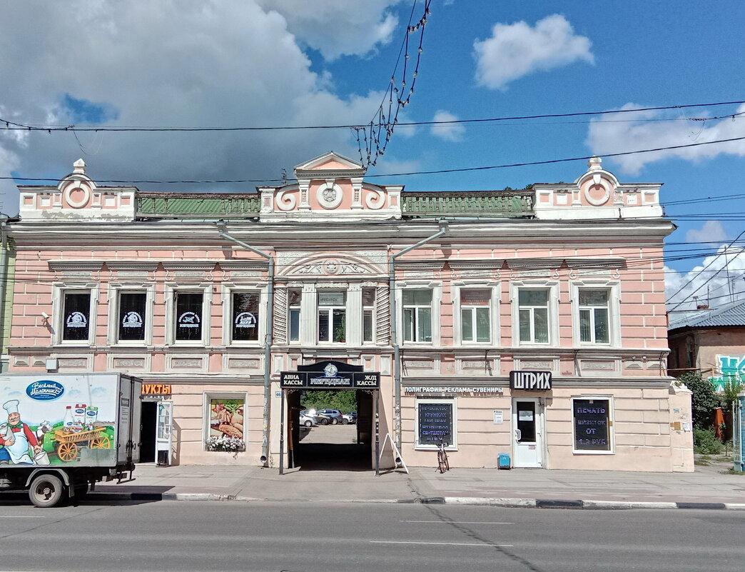 Особняк купца Сударкина (Рязань) - Tarka