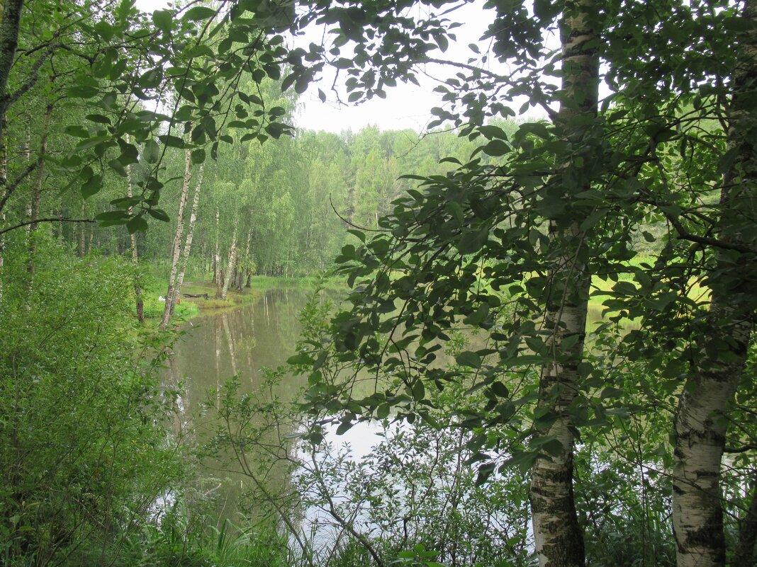 У реки - Елена Павлова (Смолова)