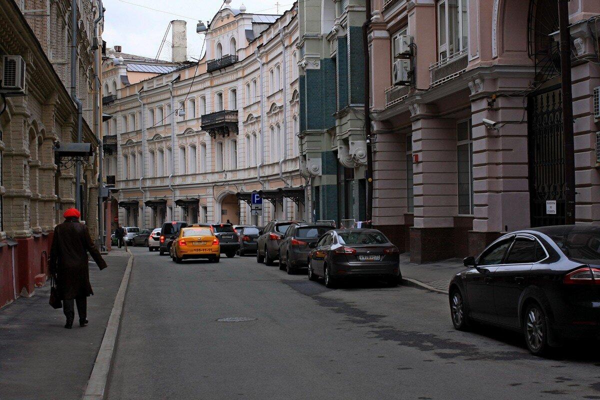 Старопанский переулок - Игорь Белоногов