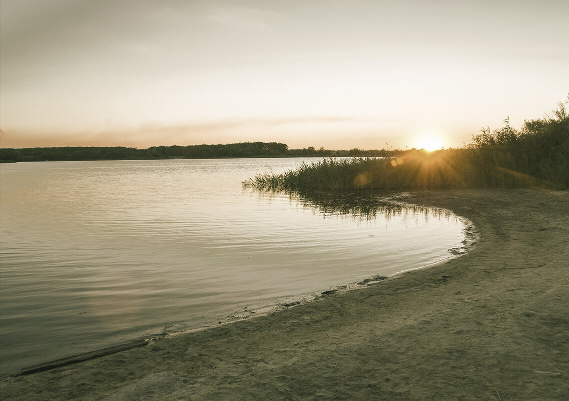Озеро Бритай - Александр Мац