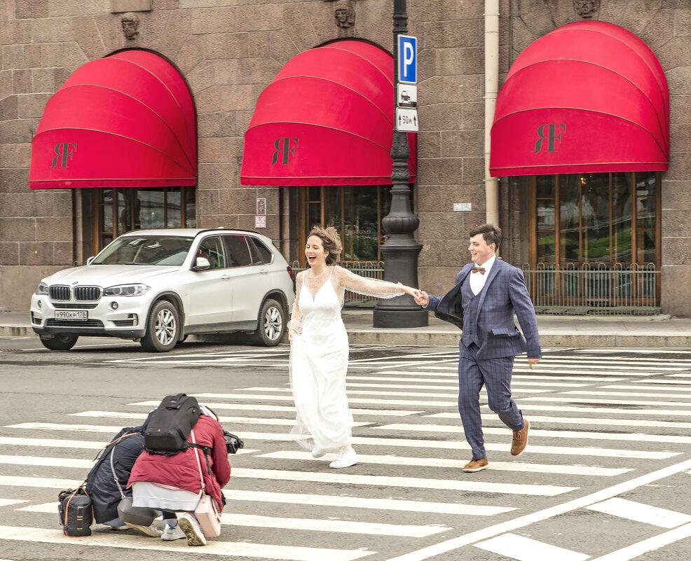 Свадебная фотосессия :) - bajguz igor
