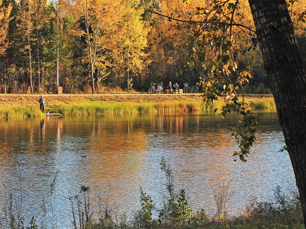 У озера - Екатерина Торганская