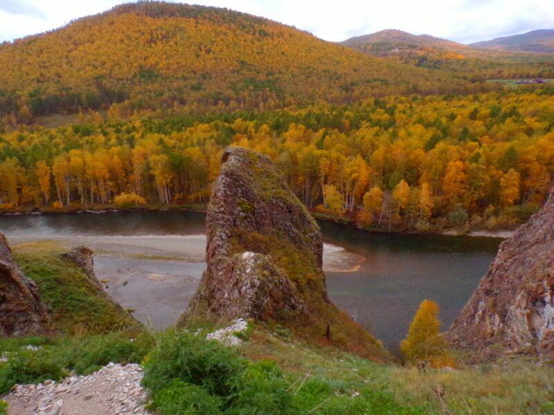 Осенняя тропа предков - Любовь Иванова