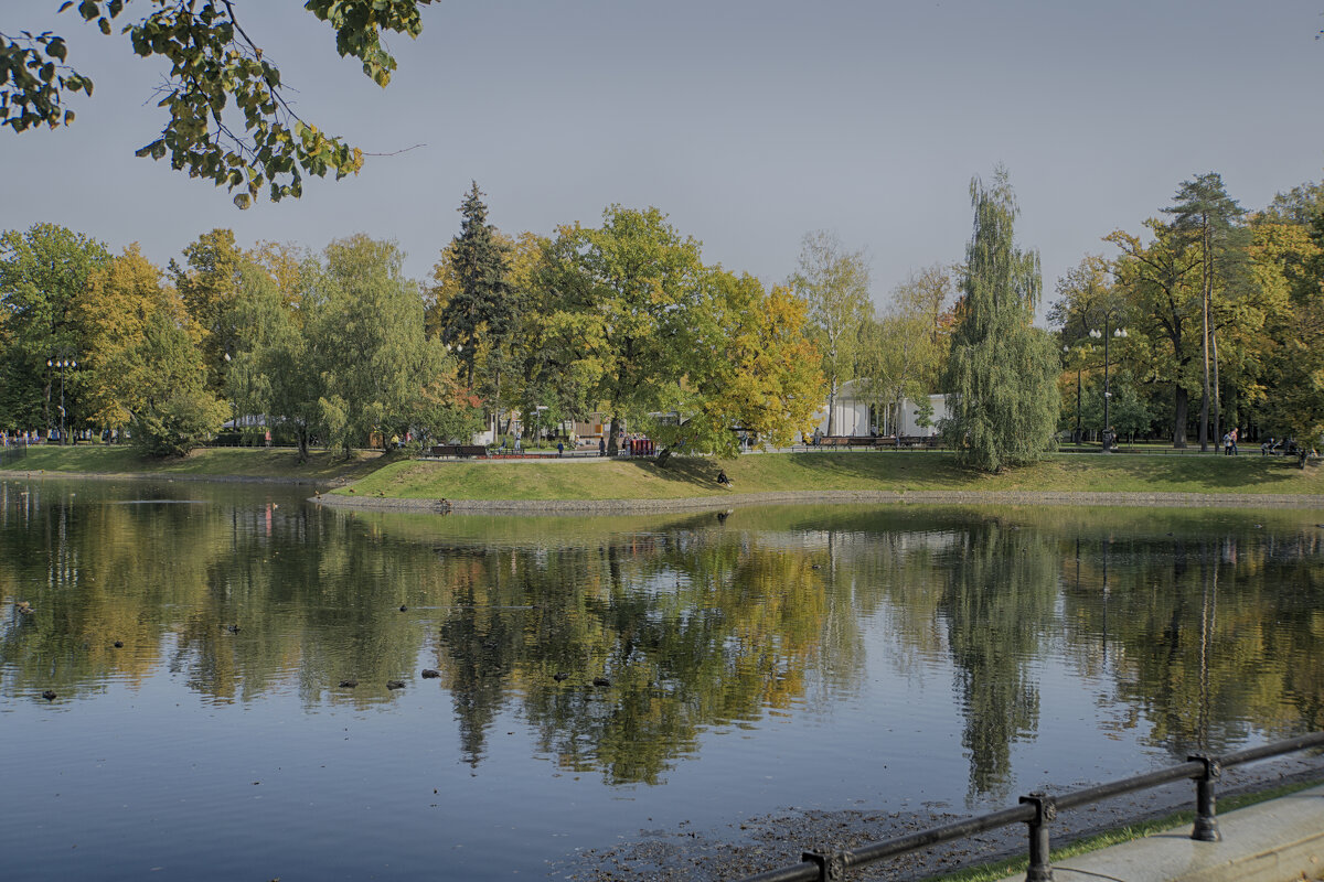В Останкино - marmorozov Морозова