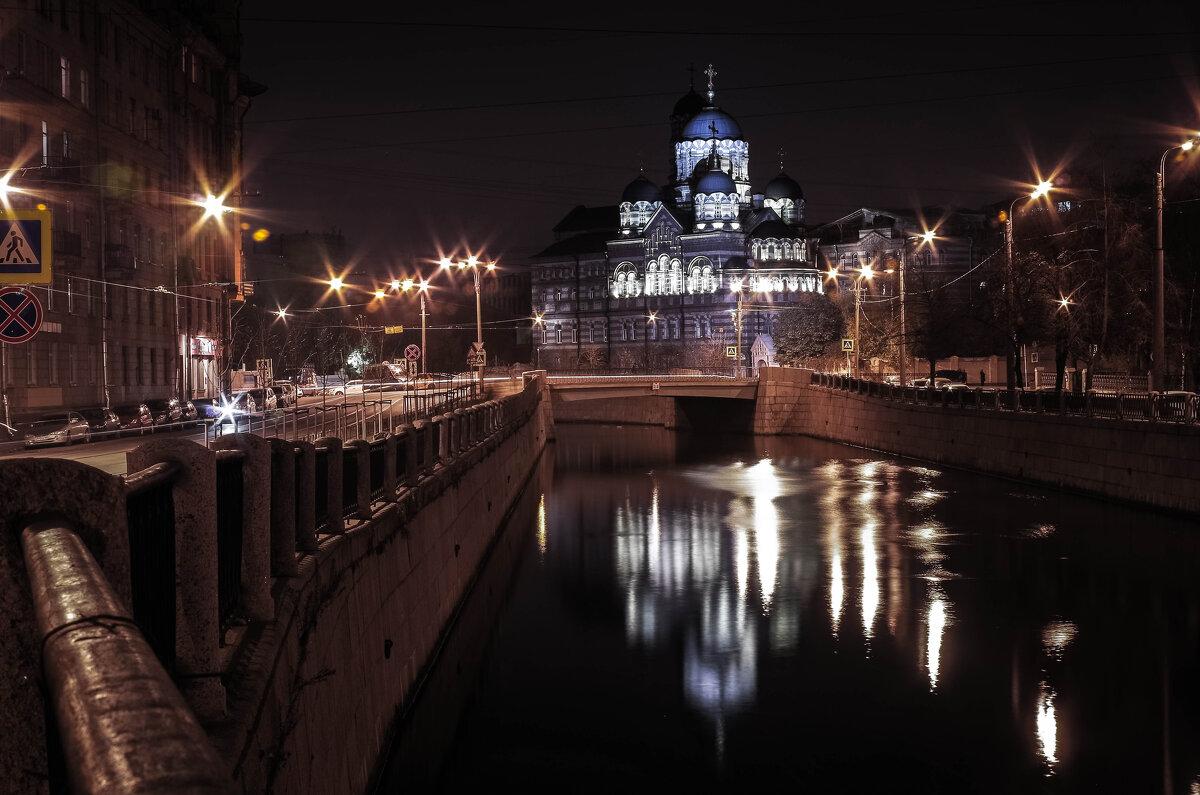 Петроградка ночью - Рома Григорьев