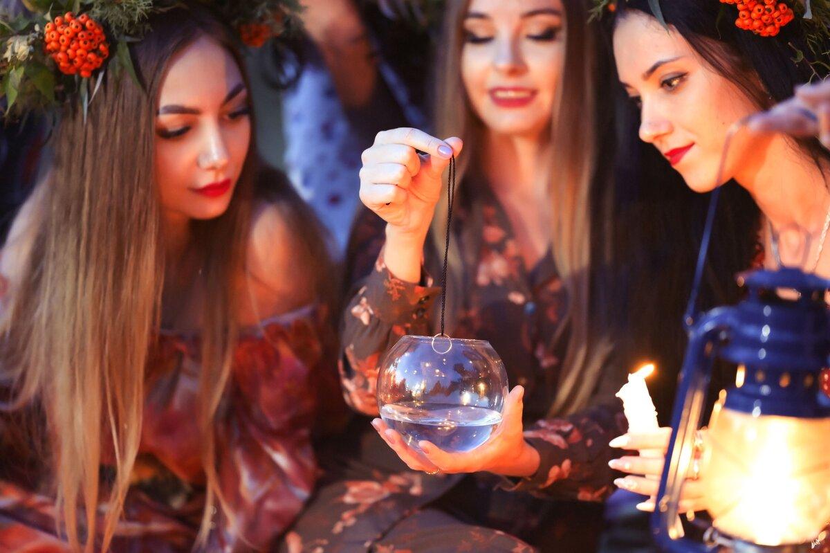 Осенние колядки - Елена Нор