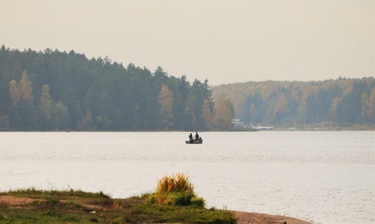 Рыбаки на Волге - Татьяна Тюменка