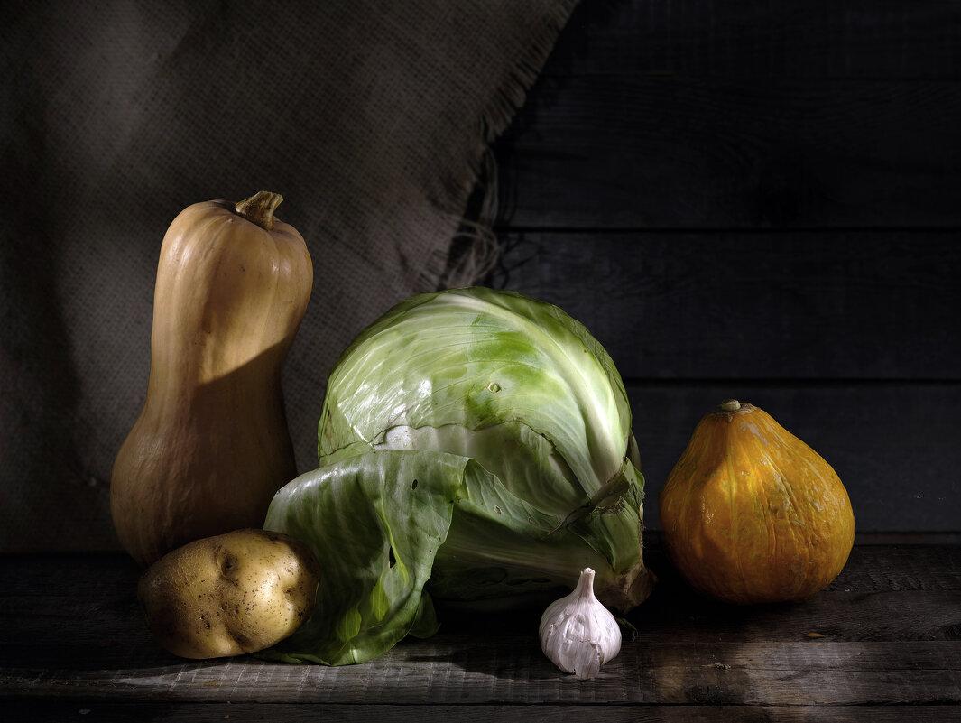 С овощами - Алексей Мезенцев