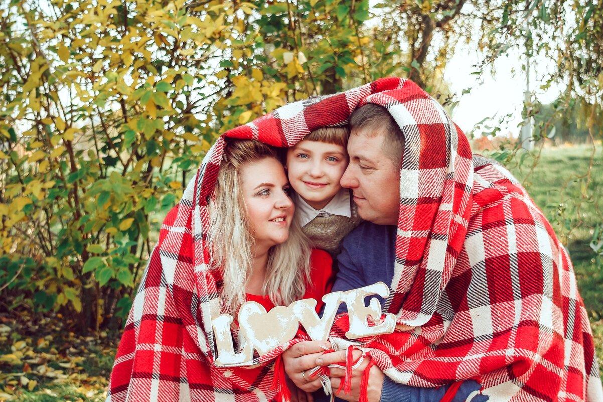Семья - Иллона Солодкая