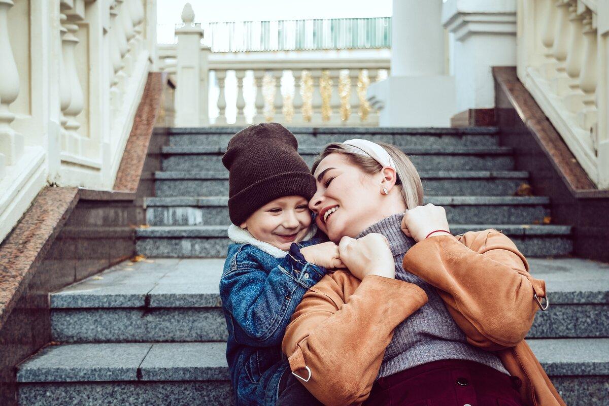 Мама&Сын - Иллона Солодкая