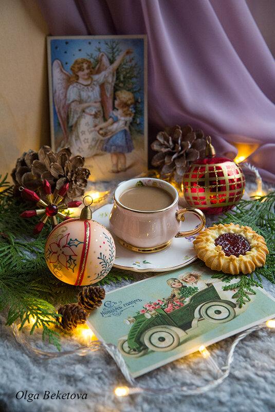 Новогодняя открытка (2) - Ольга Бекетова