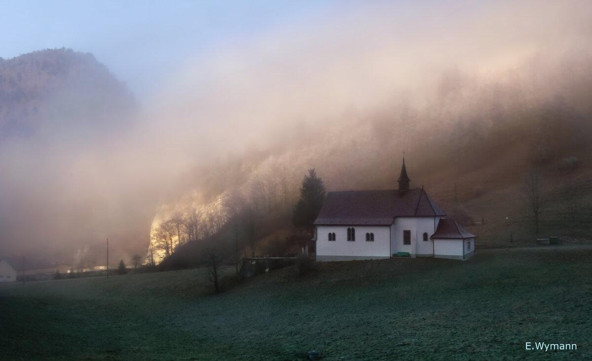 misty - Elena Wymann