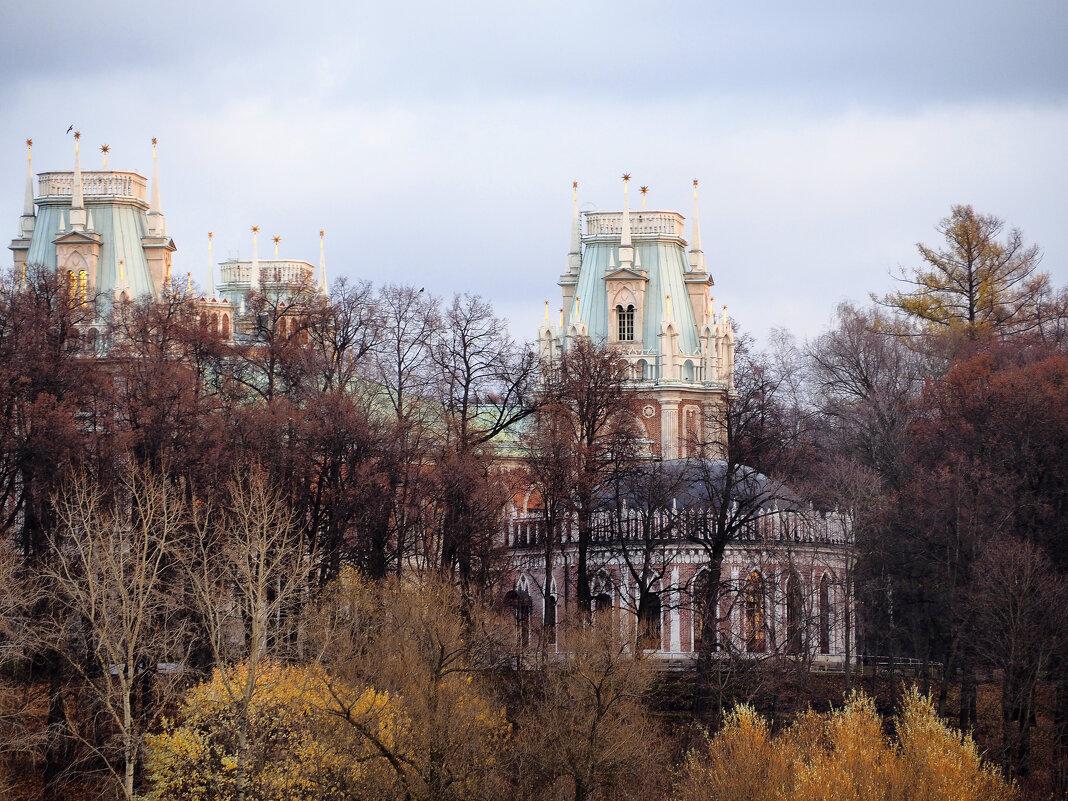 Осень в Царицыно... - Дмитрий