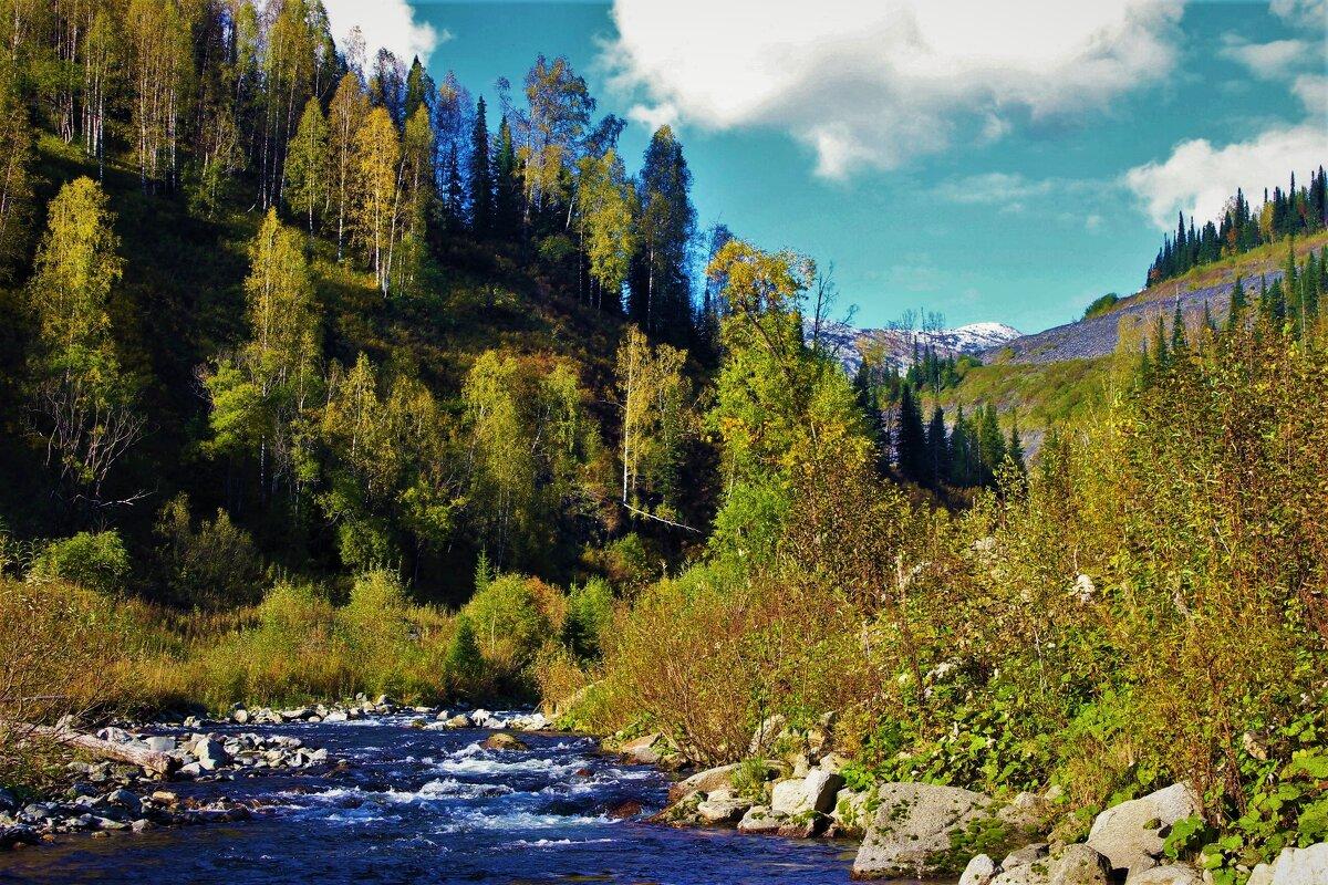 Речка в горах - Сергей Чиняев