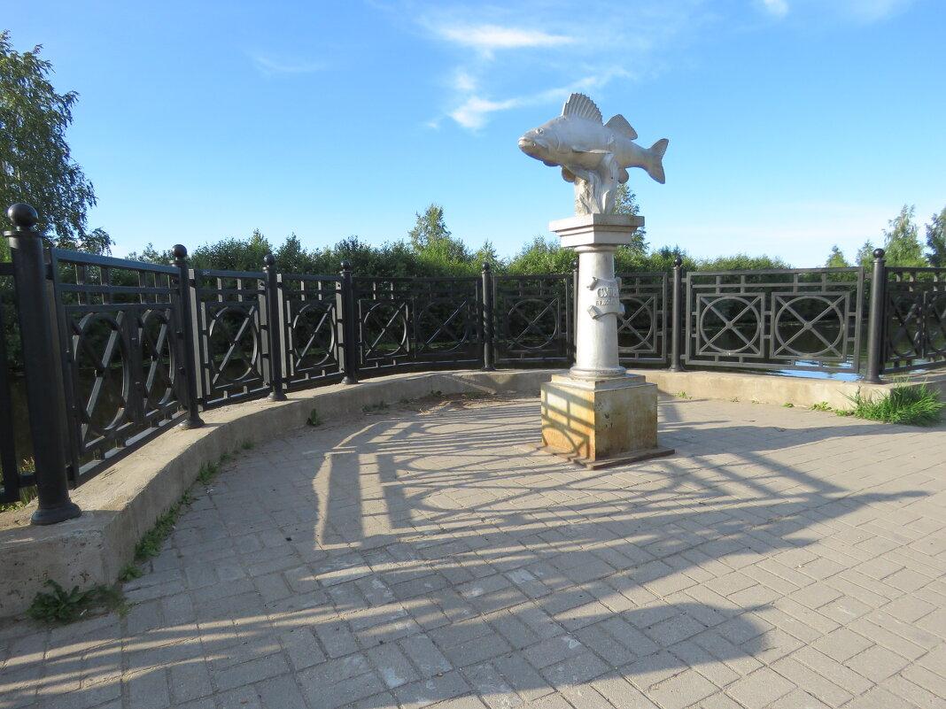 """памятник """"Судаку Белозерскому"""" - ИРЭН@ ."""